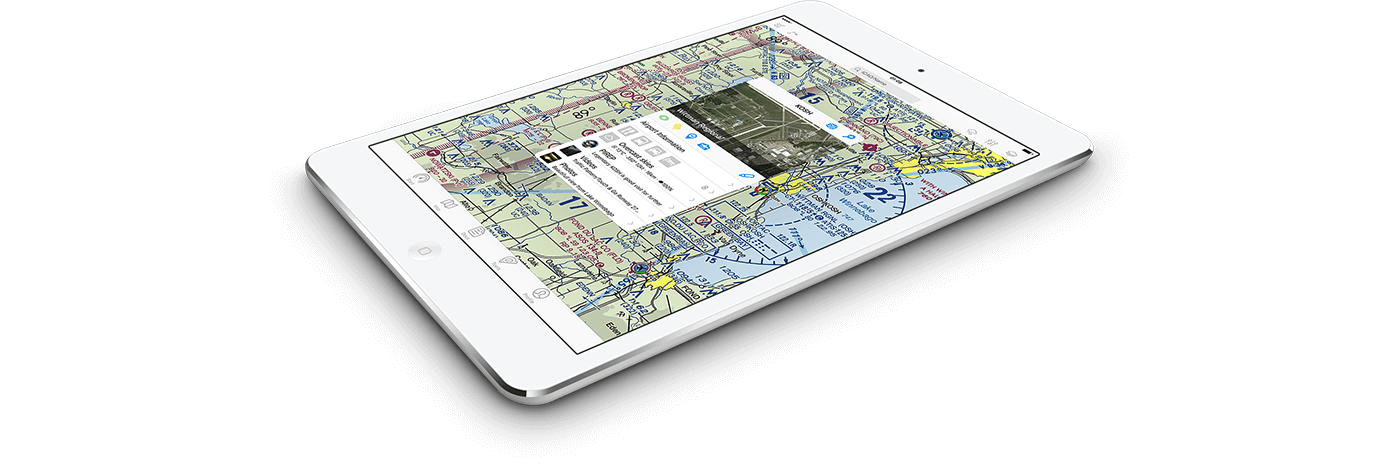 RunwayMap is an app developed by pilots for pilots.
